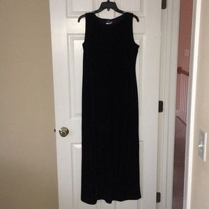 Modest Formal Velvet Dress
